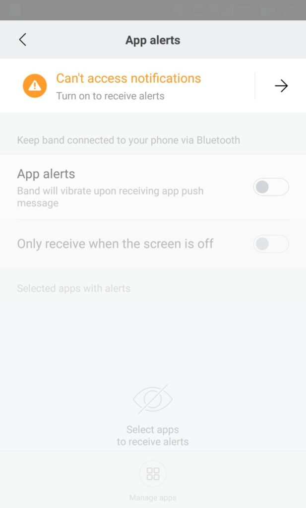 imagine alerte Xiaomi Mi Band 5 review bratara de fitness