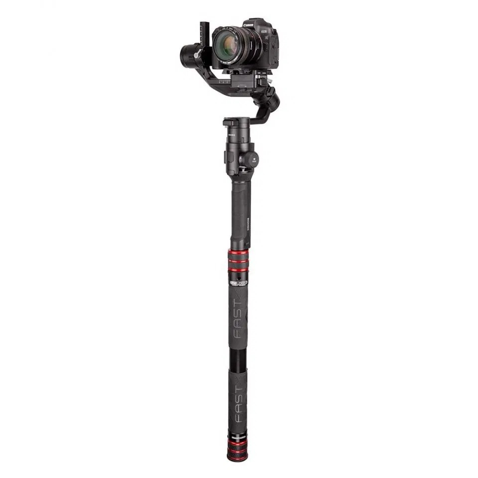 boom accesori gimbal stabilizare filmare video
