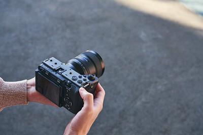 Sony FX3 aparat profesionist full frame cinema line
