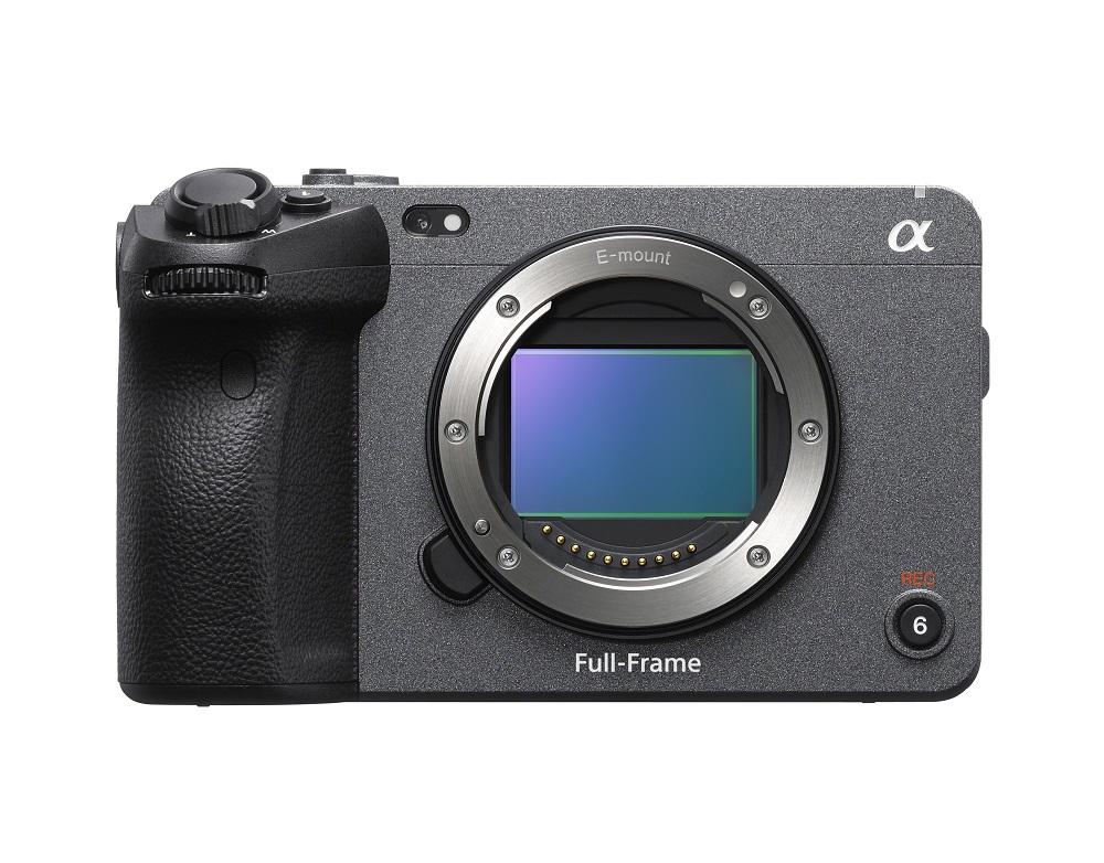 Sony FX3 poza camera profesionala full frame