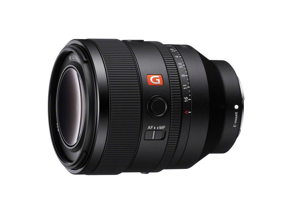 Sony FE 50mm F1.2 G Master obiectiv mirrorless full frame