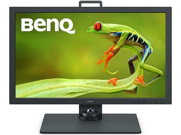 monitor grafica editare foto video rezolutie 4k