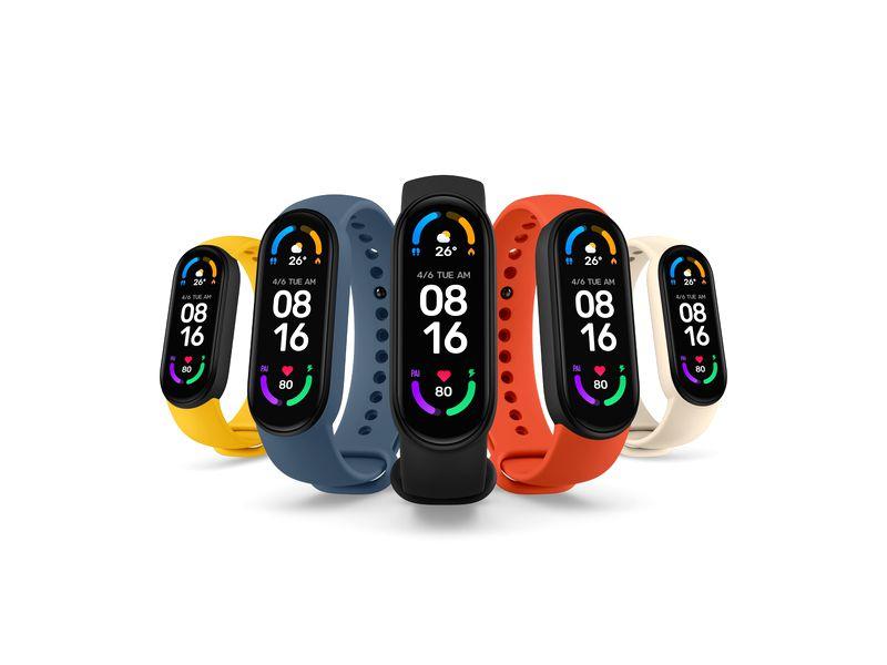 bratara fitness ecran mare senzor spo2 baterie 14 zile
