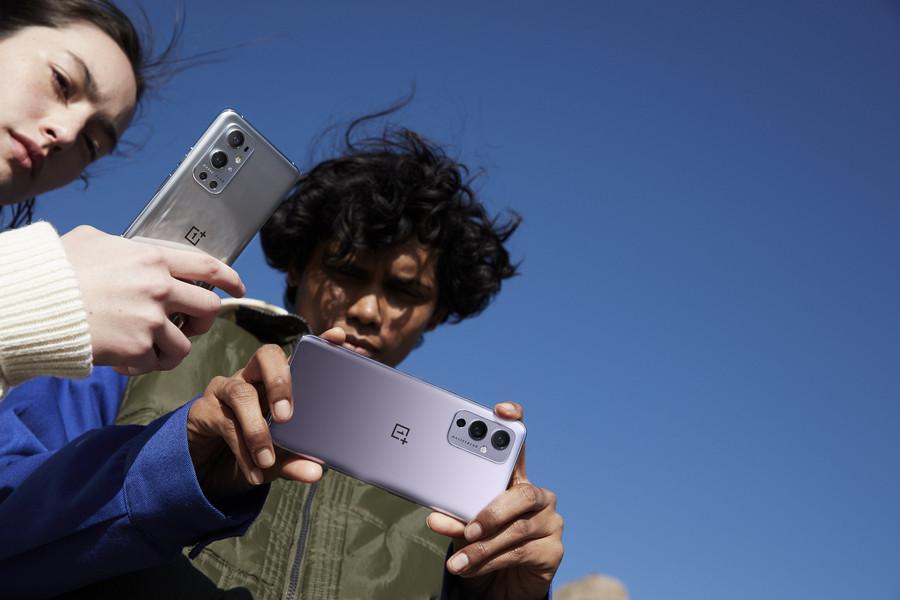 seria de smartphone-uri flagship OnePlus 9