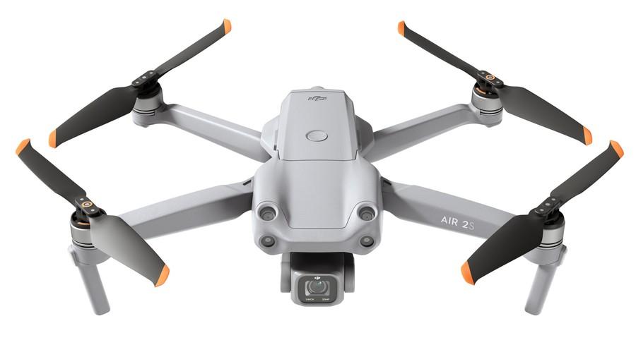 poza drona DJI Air 2S