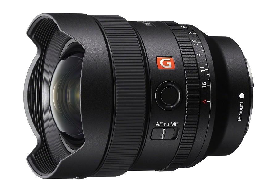 poza obiectiv superangular wide Sony FE 14mm F1.8 G Master