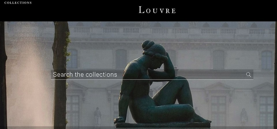 luvru paris online gratuit arta