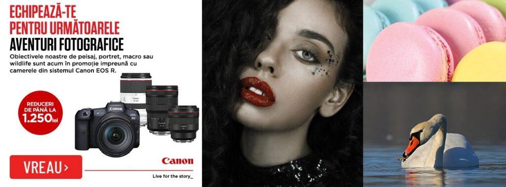 Reduceri de primavara 2021 aparate foto canon accesorii