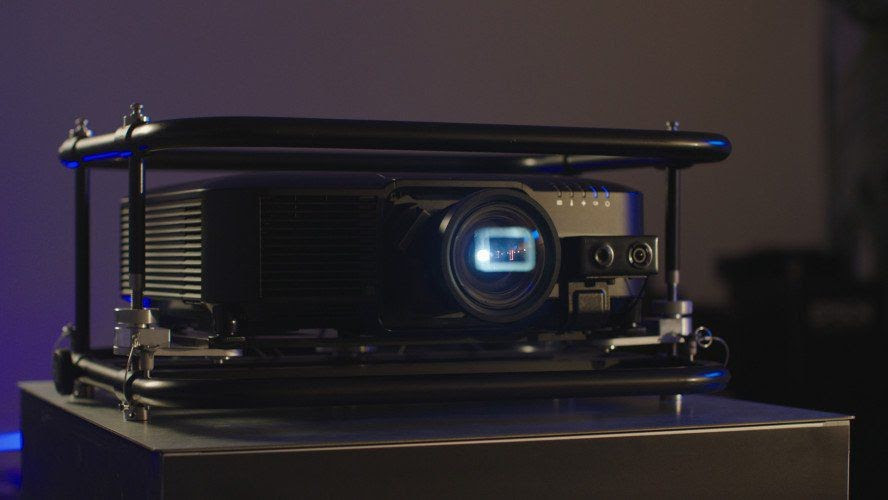 foto videoproiector Epson EB-PU1000 poza