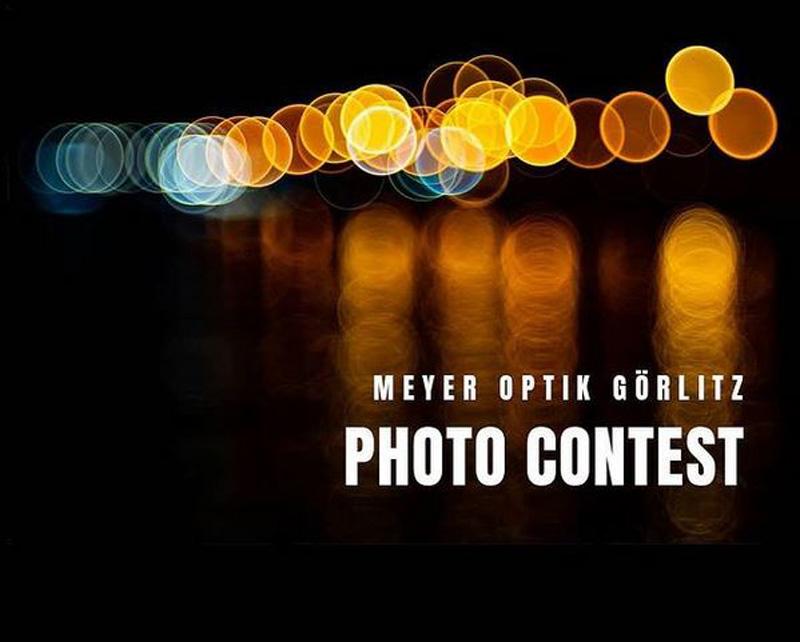 afis poster concurs fotografie obiectiv meyer optik  pentacon