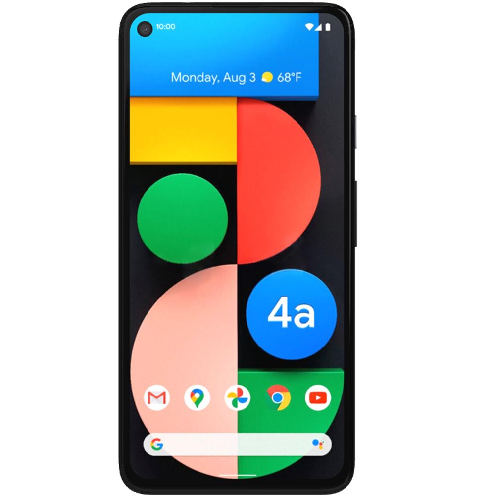 poza smartphone Google Pixel 4a telefon fotografie