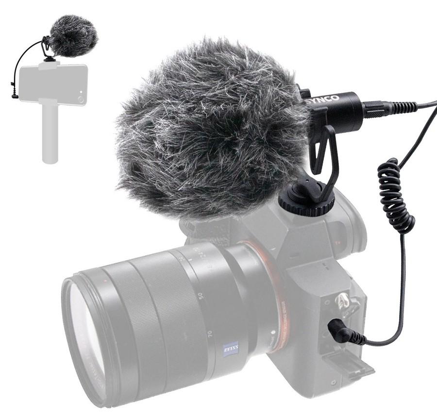 Cum alegi microfonul pentru sunet de calitate poza microfon camera smartphone