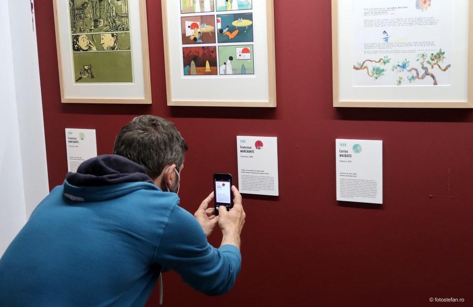 poze Benzi desenate spaniole 20 de laureati ai Premiilor Injuve