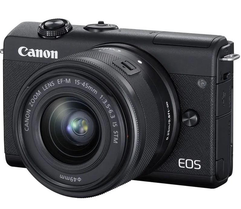 Canon EOS M200 mirorrless compac vacante calatorii