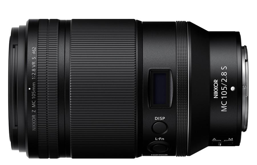poza obiectiv macro NIKKOR Z MC 105mm f/2.8 VR S mirrorless Nikon Z