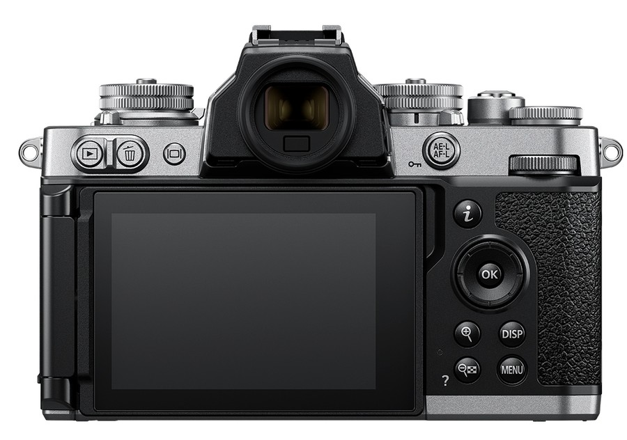 Nikon Z fc vizor lcd tactil articulat mirrorless