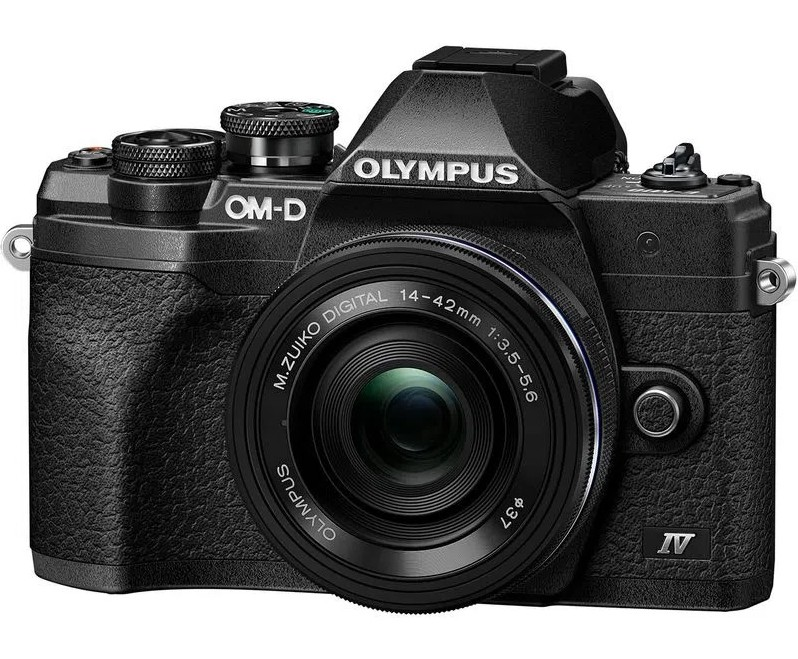 promotie reducere mirrorless Olympus OM-D E-M10 Mark IV