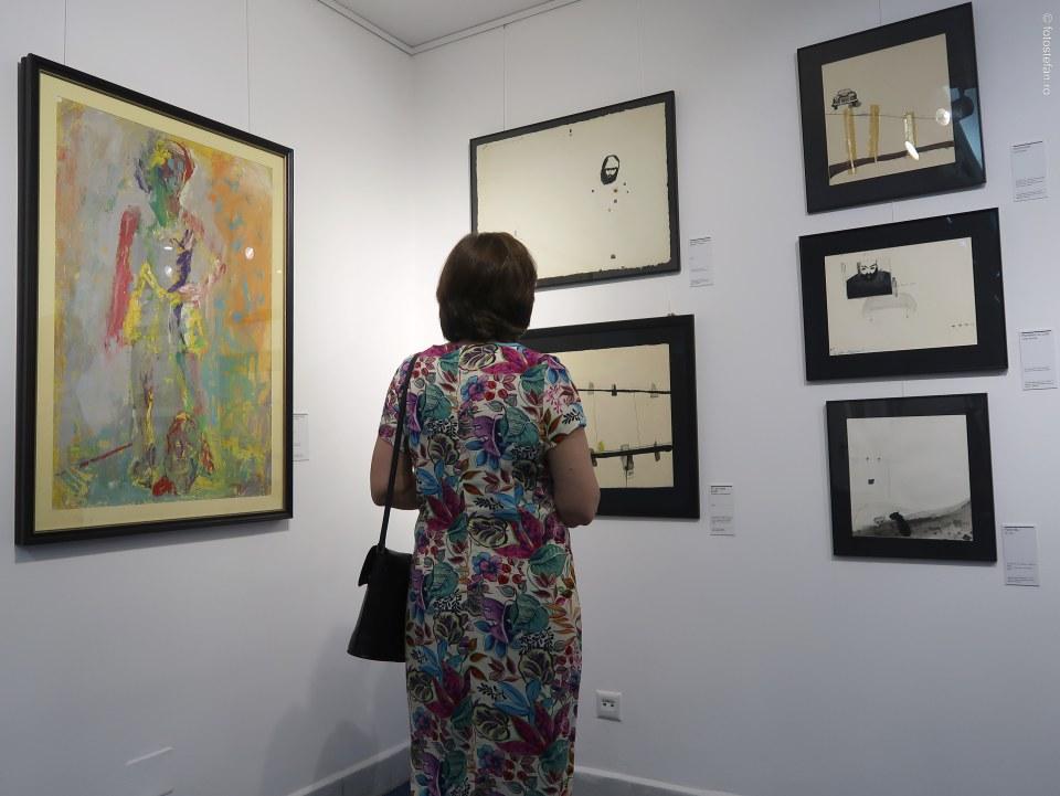 expozitie pictura muzeul nicolae minovici bucuresti