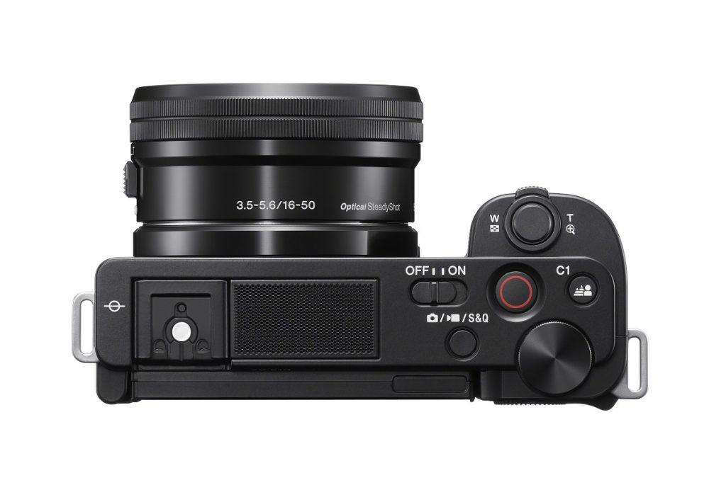 Sony ZV-E10 camera mirrorless dedicata vloggerilor