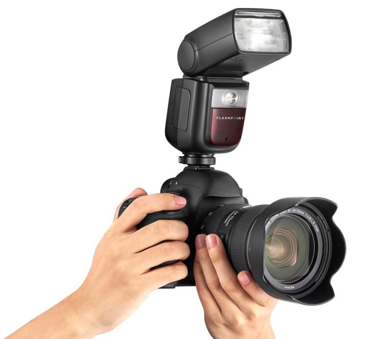 poza Godox V860 III blit extern aparat foto