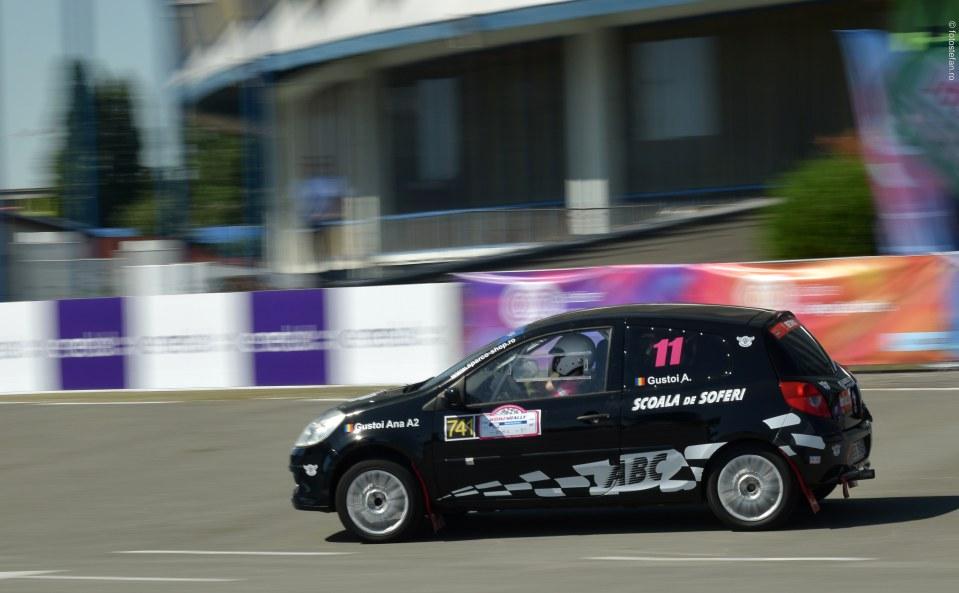 poze Women Rally Bucuresti cursa soferita viteza