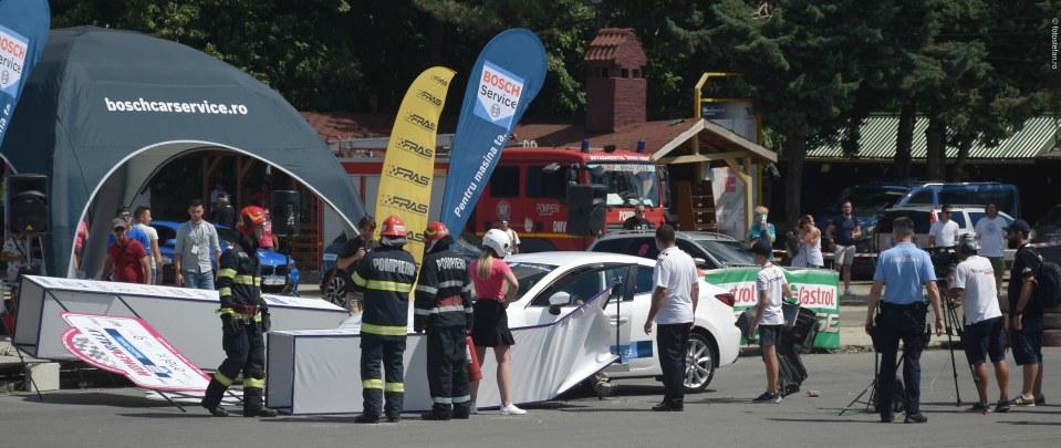 accident Women Rally Bucuresti poza soferita viteza cursa sport