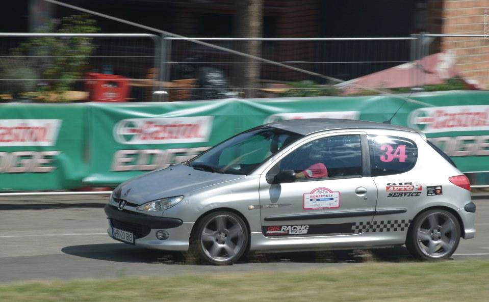 Women Rally Bucuresti fotografii concurs masini soferite viteza