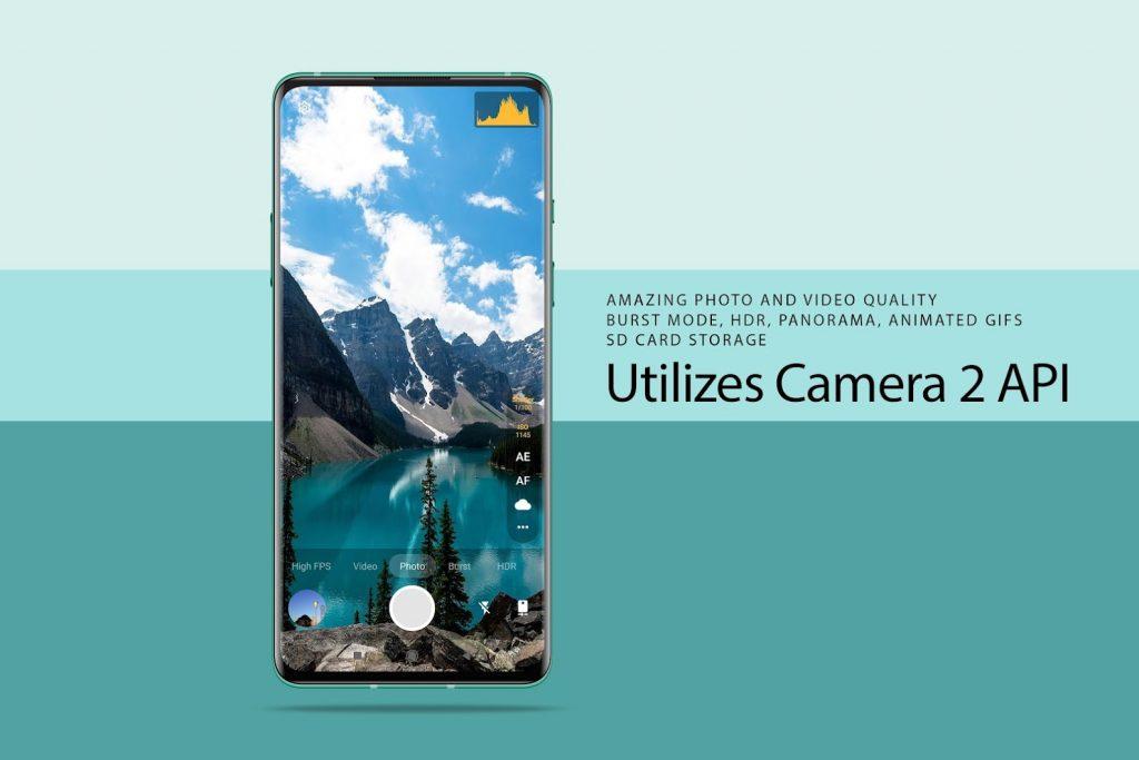 Aplicatii gratuite pentru camera foto a telefonului mobil Android si iPhone