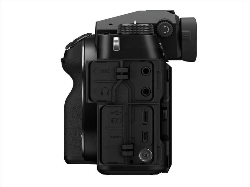 poza dual slot aparat foto Fujifilm GFX 50S II