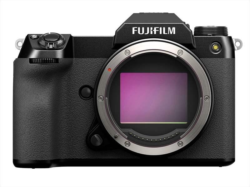 poza senzor medium format aparat foto mirrorless