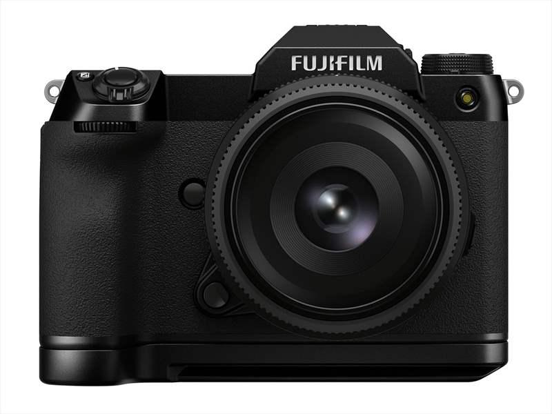 Fujifilm GFX 50S II poza aparat foto mirrorless medium format