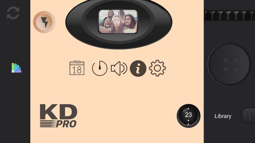 aplicatie gratuita smartphone camera unica folosinta