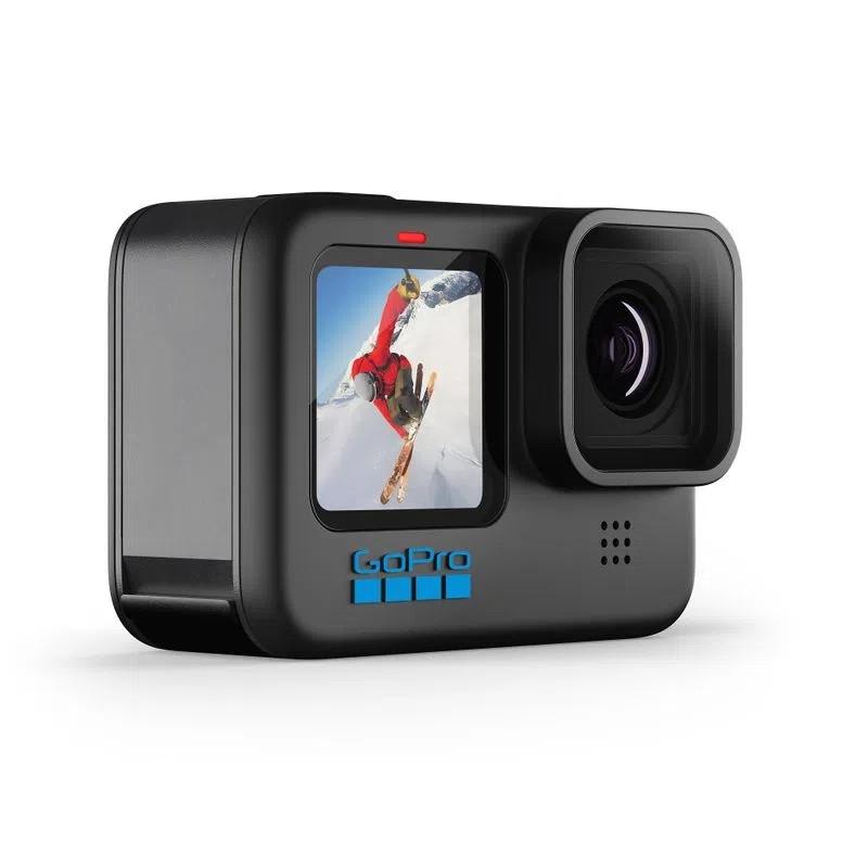 GoPro Hero 10 Black poza camera actiune