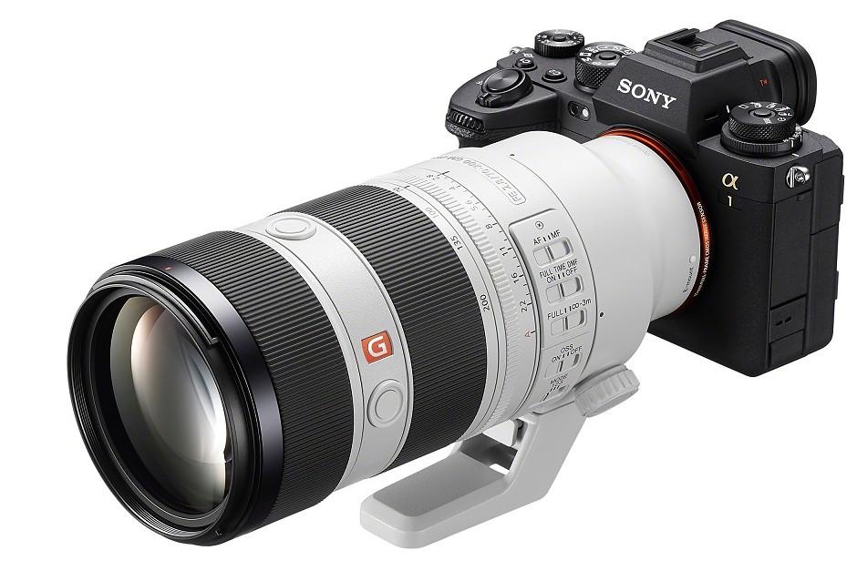 foto Sony FE 70-200mm F2.8 GM OSS II zoom mirrorless