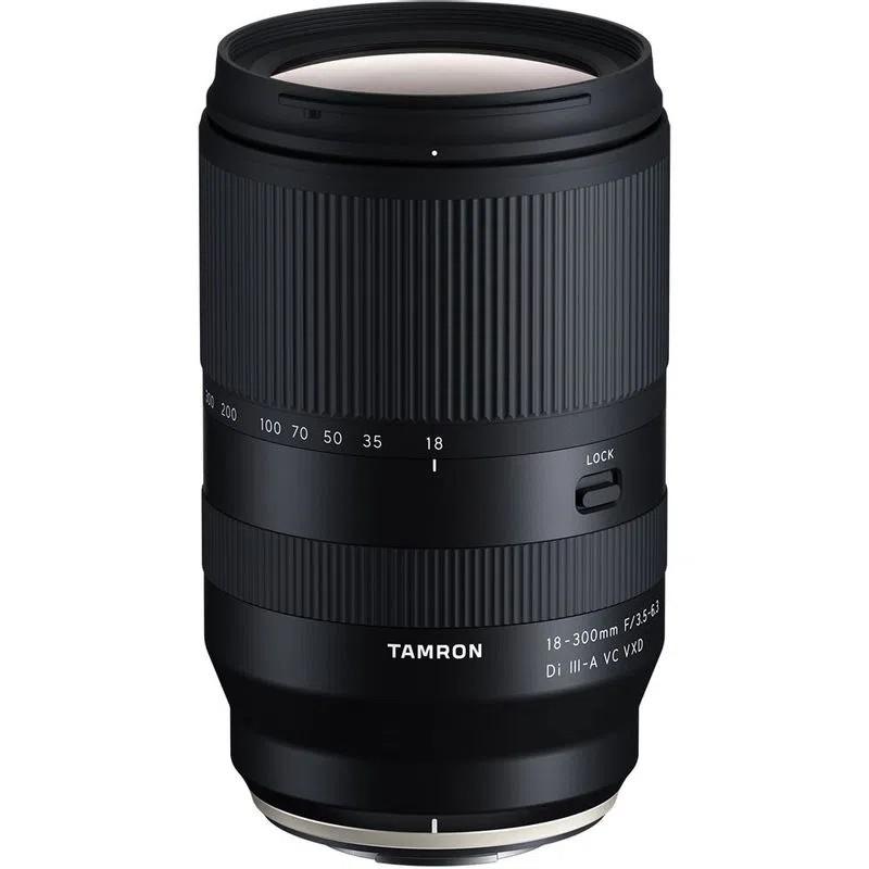 Tamron 18-300mm F3.5-6.3 Di III-A VC VXD obiectiv zoom mirrorless