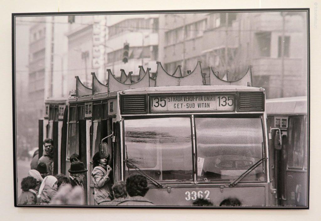 poza autobuz 135 suport butelii gaz bucuresti comunism