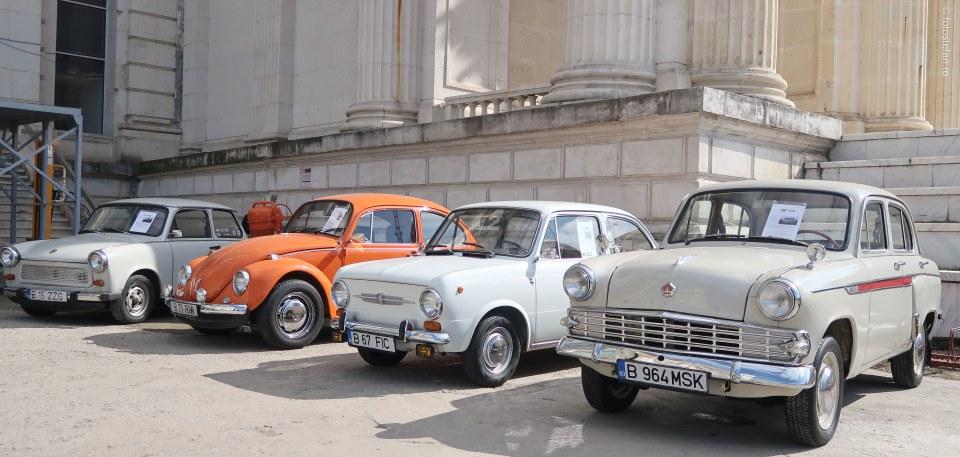 poza moskvich 403 masina istorica casa poporului mnac socialistele orasului